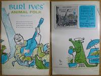 Burl Ives' Animal Folk: Song Album