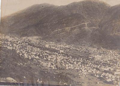 Original Photo of Pilgrims Journeying...