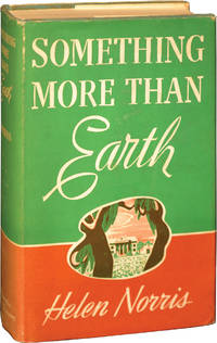 image of Something More than Earth (First Edition)
