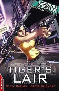 EDGE - Crime Team: Tiger's Lair