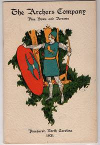 Trade Catalog for The Archers Company: Fine Bows and Arrows