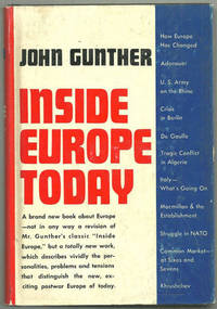 INSIDE EUROPE TODAY