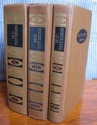 Stories in 3 volumes: Holiday, Rudin, Father and Sons