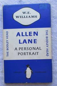 Allen Lane - a Personal Portrait