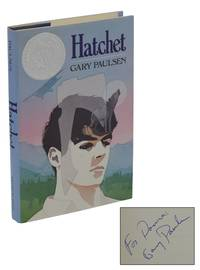 Hatchet by  Gary Paulsen - Signed First Edition - 1987 - from Burnside Rare Books, ABAA and Biblio.com