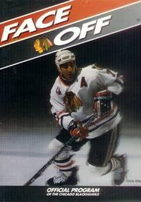 Face Off: Official Program of the Chicago Blackhawks 1993-94 Season