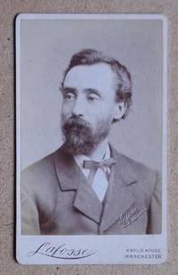 Carte De Visite Photograph: Portrait of a Bearded Gentleman.