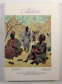 Callaloo:  A Journal of Afro-American and African Arts and Letters.  Volume 13, Number 1 - Winter, 1990