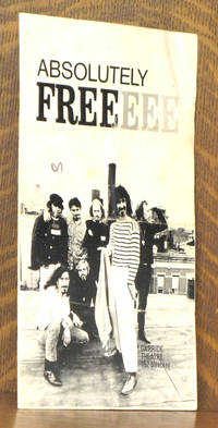 image of PROGRAM FOR FRANK ZAPPA AND THE MOTHERS OF INVENTION - ABSOLUTELY FREEEEE [FREE] GARRICK THEATER NYC 1967