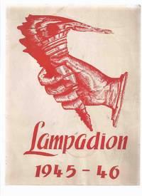Lampadion:  1945 - 46 ( 1945 - 1946 Yearbook for Hamilton Delta Collegiate Institute )( Delta Secondary [ High ] School )( Year Book