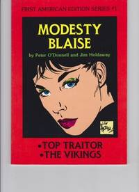 image of Modesty Blaise: Top Traitor, The Vikings