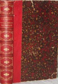 Paris: Librairie Generale E. Hilaire, 1882. First Edition. Quarter Morocco. Very Good. Neuville, L. ...