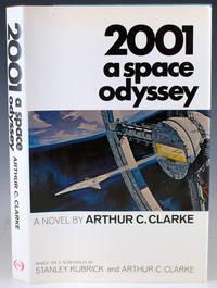 2001 A Space Odyssey by Clarke, Arthur C - 1968