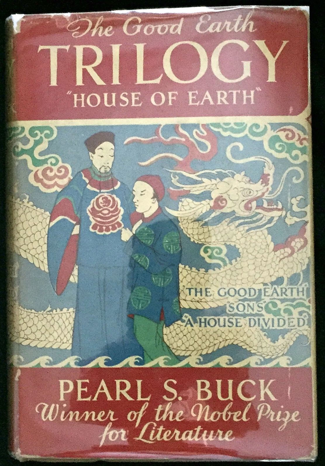 House of Earth; The Good Earth * Sons * A House Divided by ...