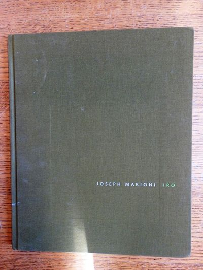 thepainter.net, 2003. Hardbound. VG. Green Cloth. 56 pp. Numerous color plates. Catalogue to accompa...
