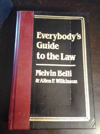 image of Everybody's Guide to the Law
