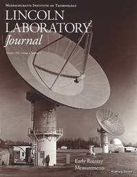 The Early History of Reentry Physics Research at Lincoln Laboratory