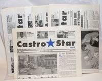 Castro Star: The Castro\'s neighborhood newspaper, vol. 1, #1, April, 2004 - vol. 1, #9, December, 2004 [broken run of 7 issues]