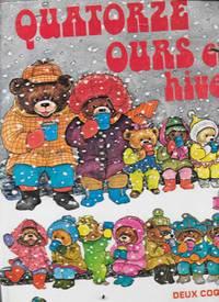 Quatorze ours en hiver