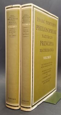 Isaac Newton's Philosophiae Naturalis Principia Mathematica. The Third Edition (1726) with...