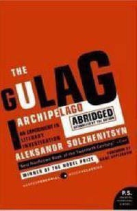image of The Gulag Archipelago 1918-1956: An Experiment in Literary Investigation