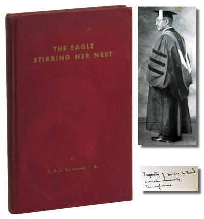 : The Author, 1946. Hardcover. Very good. vii, 84pp. Pages tanned with heavy foxing to the author's ...