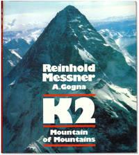 image of K2 Mountain of Mountains.
