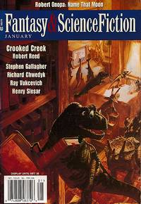 The Magazine of Fantasy and Science Fiction. Volume 100 No 1. January 2001