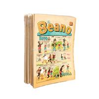 The Beano Comic 1968 Complete Year Issues 1329 -1380