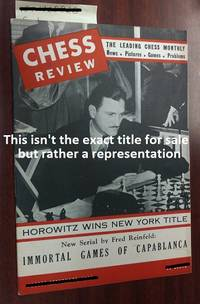 THE CHESS REVIEW. VOL. 11, NO. 8, OCTOBER 1943