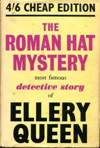 image of The Roman Hat Mystery - a problem in deduction