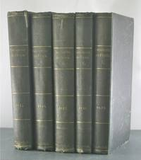 Die Forschritte der Physik, 1845-1849 [5 Bande / 5 Volumes] by  Doppler et al  Pasteur - First Edition - 1845 - from Auger Down Books and Biblio.com