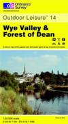 image of Wye Valley and Forest of Dean (Outdoor Leisure Maps)