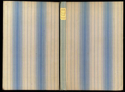 New York: Knopf, 1928. First Edition. Hardcover (Original Cloth). Very Good Condition/No Dust Jacket...