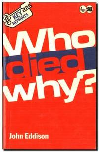 Who Died Why?