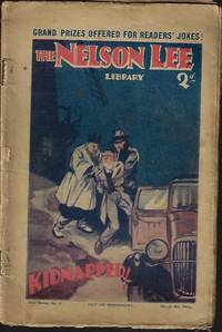 """image of THE NELSON LEE LIBRARY; New Series No 2, March, Mar. 4, 1933 (""""Kidnapped!"""")"""