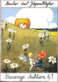 Auktion 61: 14 Mai 1993: Kinder- und Jugendliteratur.