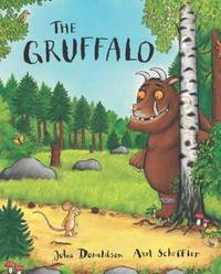 The Gruffalo by  Julia Donaldson - 2009 - from ThriftBooks and Biblio.com