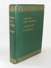 BRITISH WILD FLOWERS Re-Issue to which is Added a Supplement Containing 180 Figures of Lately Discovered Flowering Plants by John W. Salter and the Ferns Horsetails and Club-Mosses by John E. Sowerby