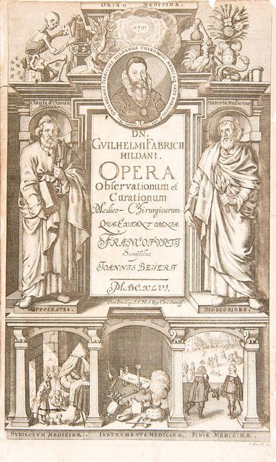 Opera observationum et curationum...