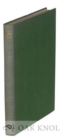 FLEURON, A JOURNAL OF TYPOGRAPHY by  Oliver (editor) Simon - 1925 - from Oak Knoll Books/Oak Knoll Press (SKU: 14441)