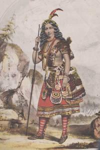 The Death of Minnehaha, words from Longfellow's new poem Hiawatha