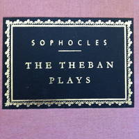 image of Sophocles: The Theban Plays