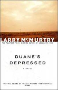 image of Duane's Depressed: A Novel (Last Picture Show Trilogy)