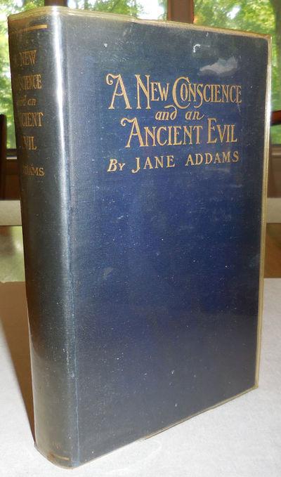 New York: The MacMillan Company, 1912. First edition. Hardcover. Very Good. Hardbound 8vo. 219 pp pl...