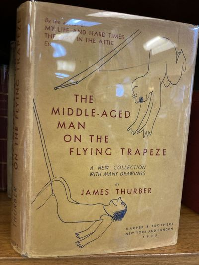 New York: Harper & Brothers, 1935. First Edition, First Printing. Hardcover. Octavo, 226 pages; VG/V...