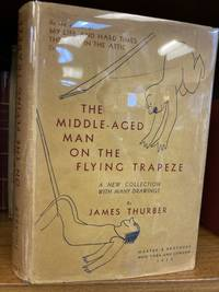 THE MIDDLE-AGED MAN ON THE FLYING TRAPEZE [LARRY MCMURTRY'S COPY]