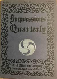 IMPRESSIONS QUARTERLY