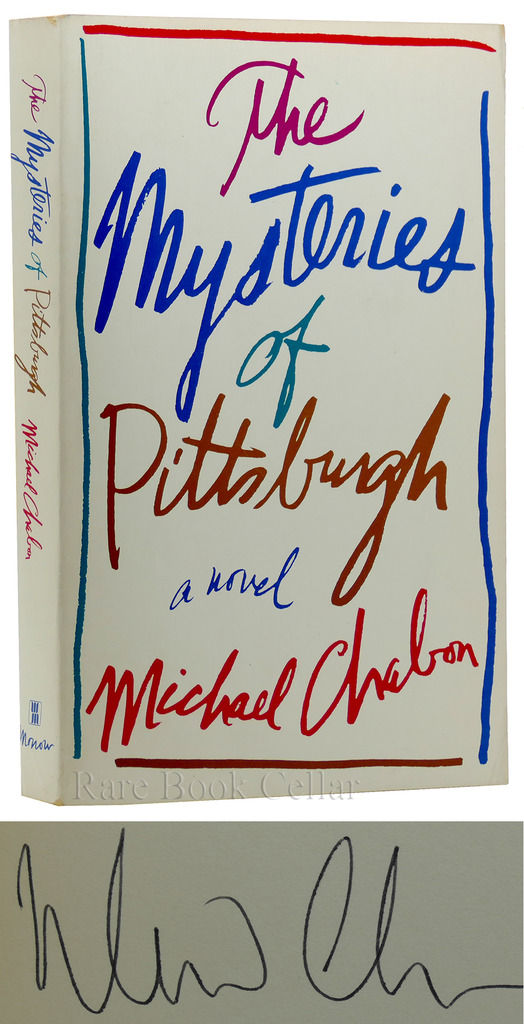 book evaluate mysteries involving pittsburgh