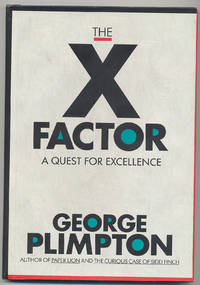 The X Factor: A Quest for Excellence
